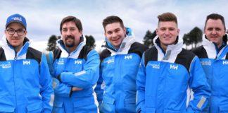 Das Garmin Fishing Team Österreich bekommt Zuwachs aus Deutschland und wird zum Garmin Fishing Team DACH.