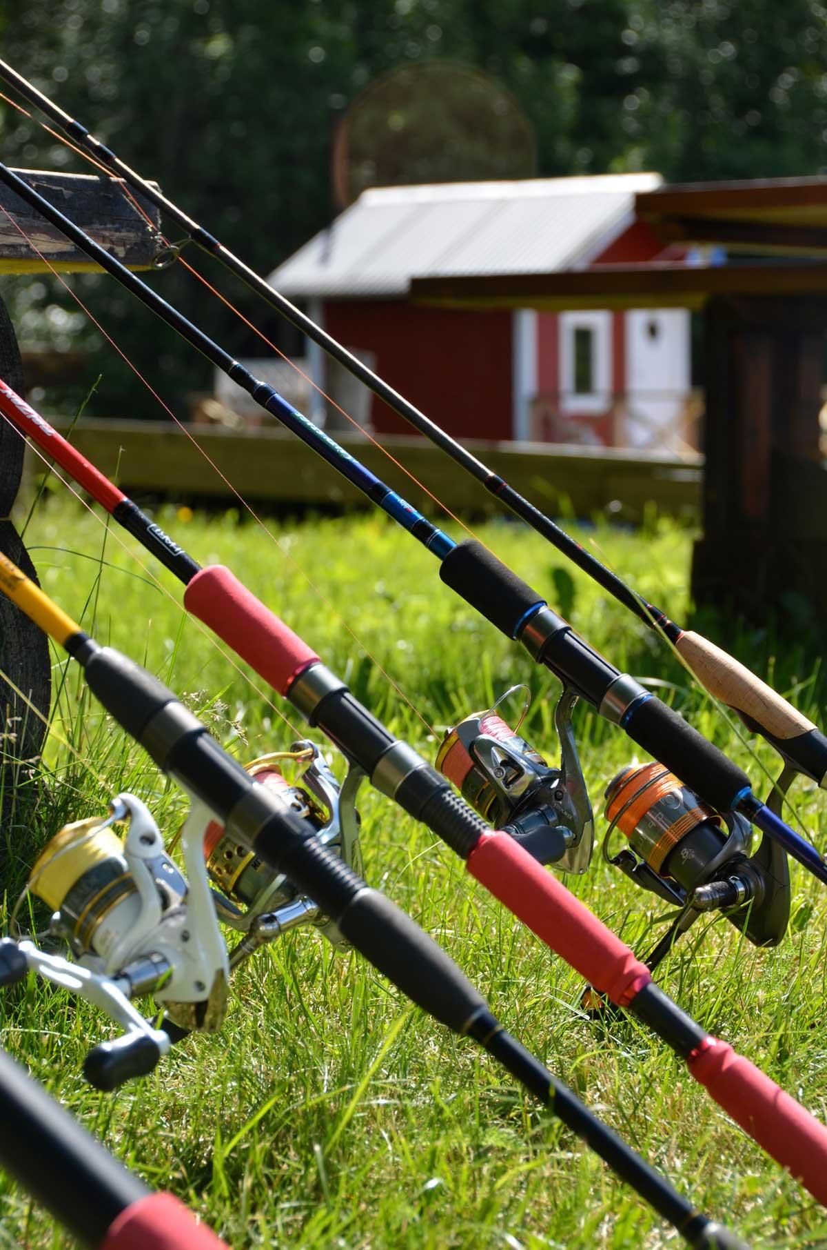Nicht nur der Zielfisch bestimmt das Gerät, oft stellt die Methode gewisse Anforderungen.