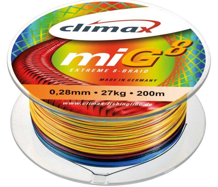 CLIMAX MIG8