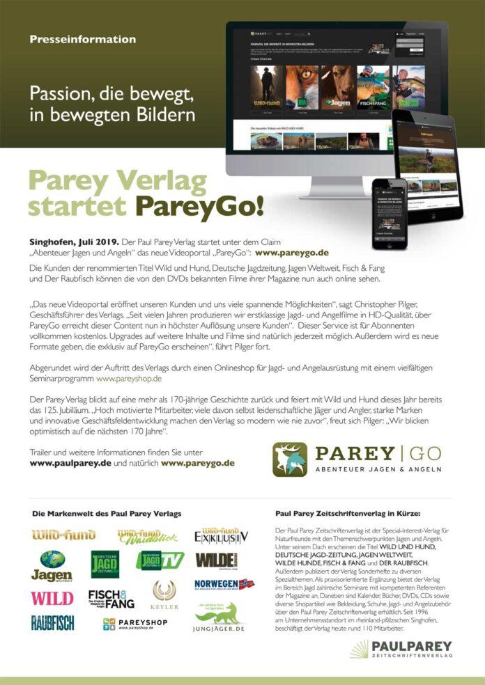 PareyGo